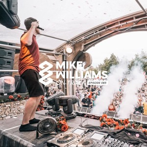Mike Williams - On Track 083 2018-08-09 Artwork