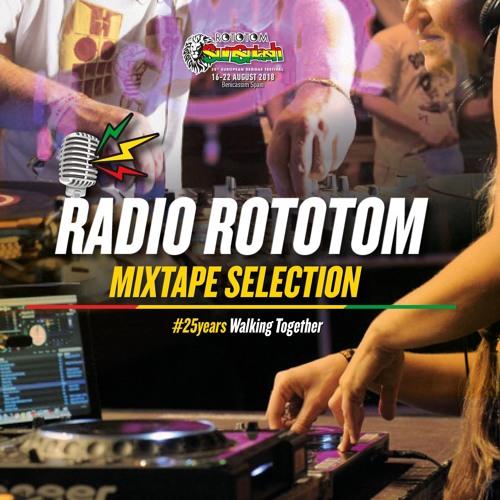 Mixtape Selection 2018 - Rototom Sunsplash