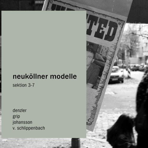 UM2627 - Neuköllner Modelle - [Section 3]