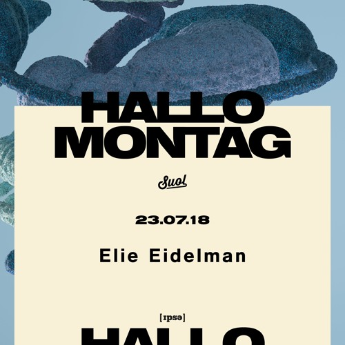 Elie Eidelman @ Hallo Montag Open Air #13 (23.07.2018)