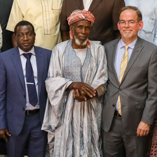 U.S. Charge's D'Affaires David Young Remarks At Plateau Peace And Security Summit