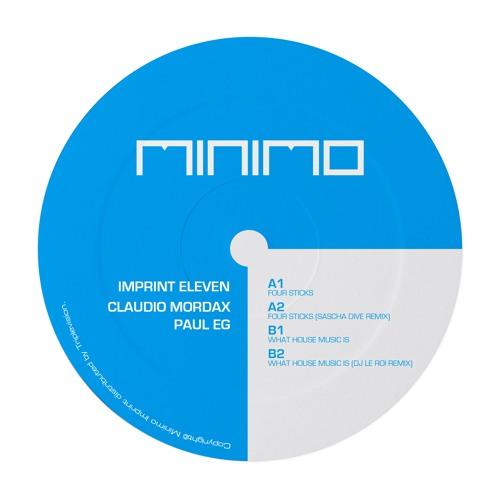 Claudio Mordax & Paul Eg What House Music Is (Dj Le Roi Remix)