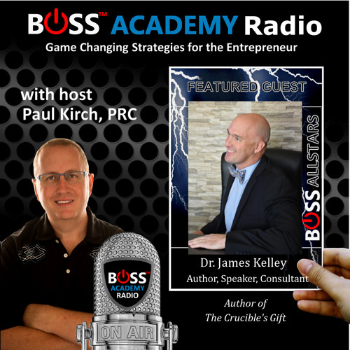 194 - Dr. James Kelley (returns) - The Crucible's Gift