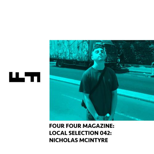 Local Selection #42: Nicholas McIntyre