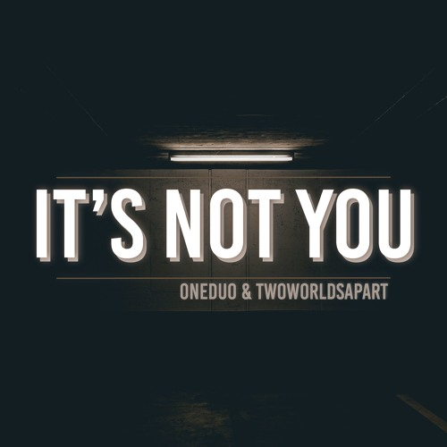 ONEDUO & TwoWorldsApart - It's Not You (feat. Delaney Jane)