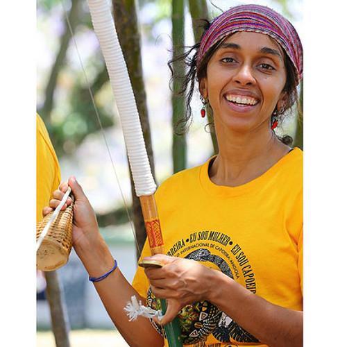 Conheça a primeira mestra da Capoeira Angola em Minas Gerais