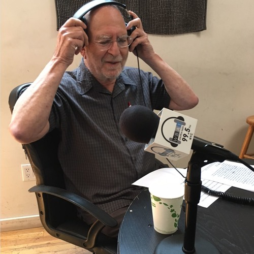 Dr. Ted Rueter and Leonard talk about about motorcycle noise in the city.(August 9, 2018)