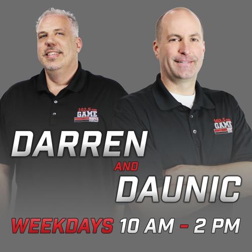 Darren & Daunic: David Poile - Nashville Predators GM, 8-9-18
