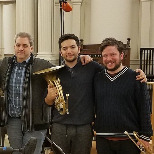 Six Movements for Brass Quintet (2015)