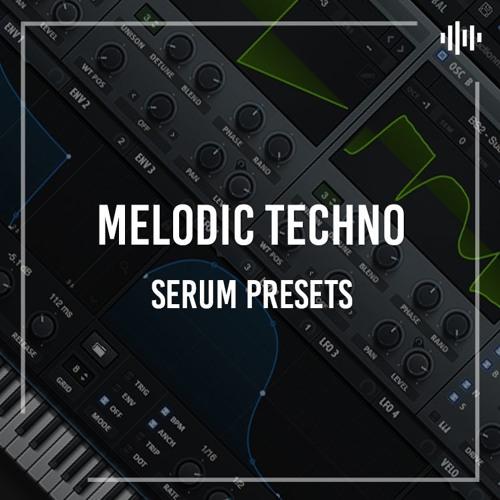 PML - Melodic Techno Serum