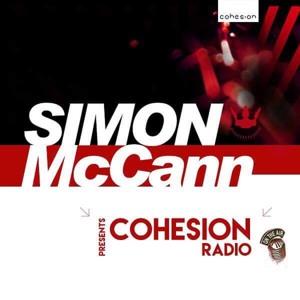 Simon McCann & Stoneface Terminal - Cohesion Radio 080 2018-08-09 Artwork