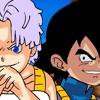 SSJ9K - GUCCI SAIYAN ARMOR Feat. Trunks And Goten