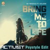 Da Tweekaz Ft. HALIENE - Bring Me To Life (Activist Psystyle Edit) FREE DOWNLOAD