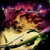 Airplanes in the night sky ORGAN MIX 🔊