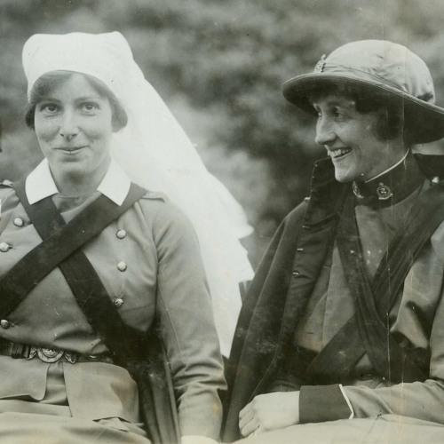 Nurses Of World War I