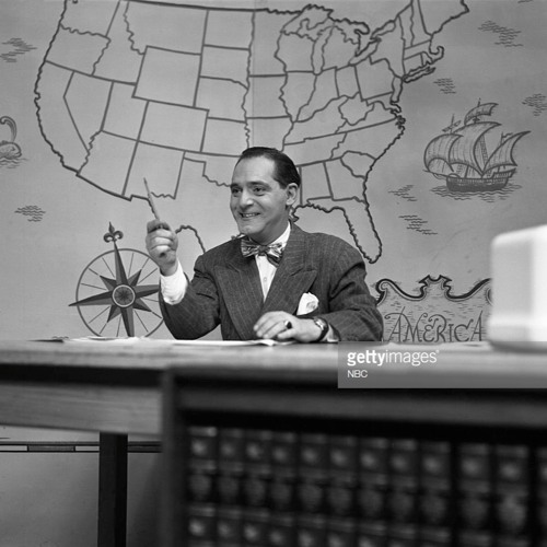 NBC Announcer Ben Grauer On Fast News Relays During World War II