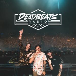 Zeds Dead & JAUZ @ Deadbeats Radio 059, HARD Summer Festival 2018-08-10 Artwork