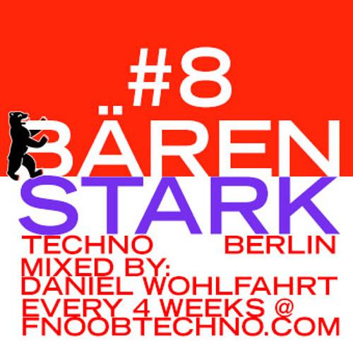 Bärenstark Techno Berlin #8 28.07.2018