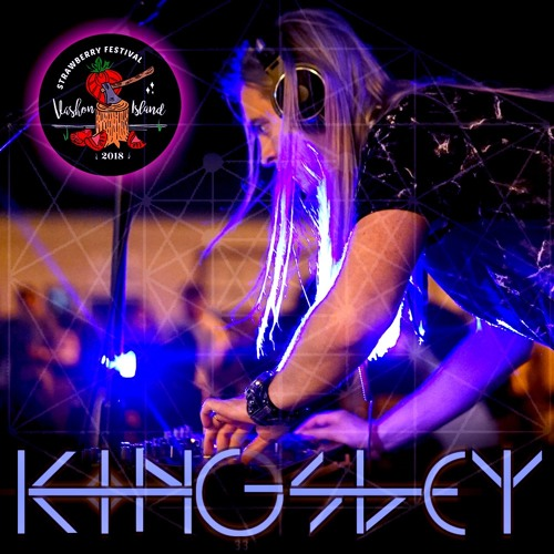 Strawberry Festival Mix 2018 (KINGSLEY Frequency)