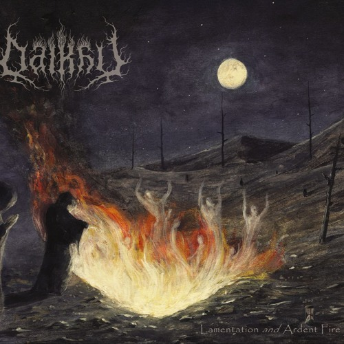 DALKHU - The Dead Sleep With Their Eyes Open