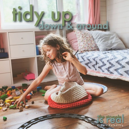 Tidy Up, Down & Around feat. Kristyn Ivey