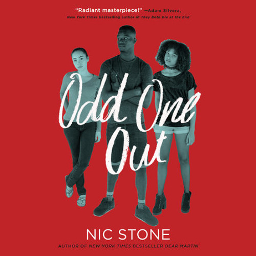 Odd One Out by Nic Stone, read by Dion Graham, Kim Mai Guest, Nic Stone