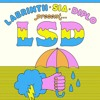 LSD - Thunderclouds ft Sia,Diplo (Offical Audio)