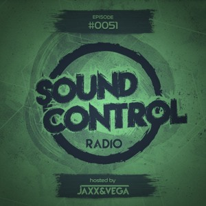 Jaxx Vega - Soundcontrol Radio 051 2018-08-11 Artwork