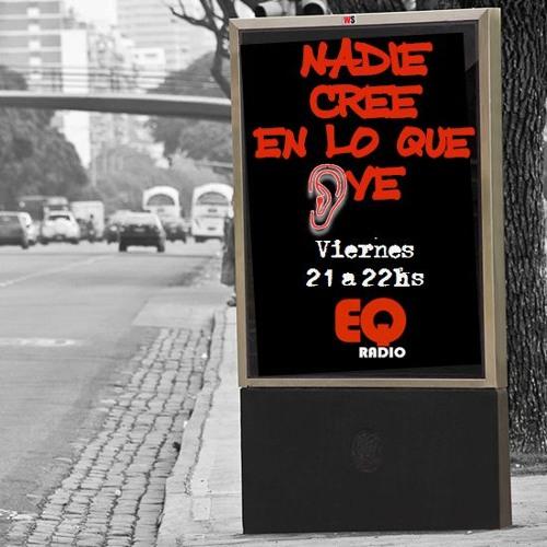NADIEE CREE EN LO QUE OYE - Mónica Macha