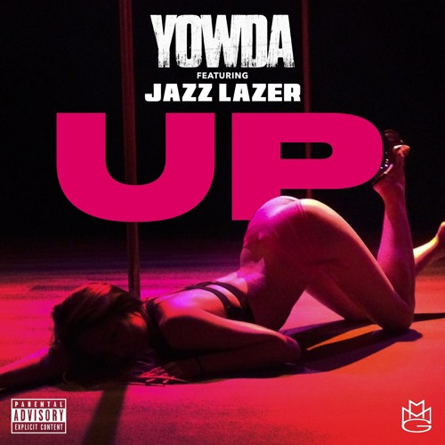 UP (FEAT. JAZZ LAZR)