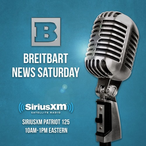 Breitbart News Saturday - Sec. Ryan Zinke - August 11, 2018