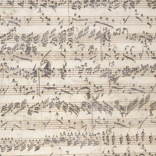HWV 310 (Op. 7 no. 5) / Mvt. 2, reconstructed original sequence