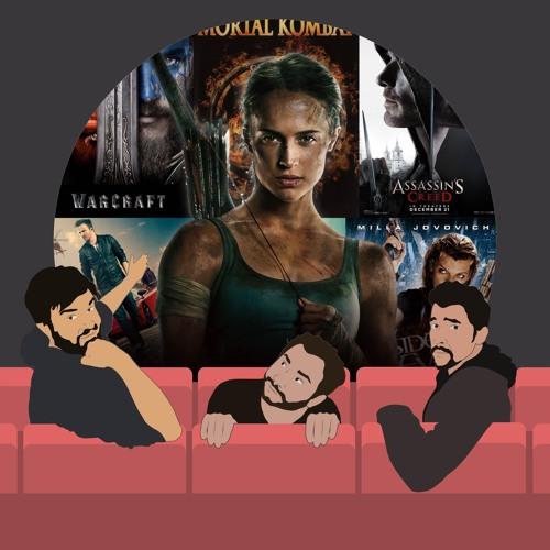 7. BEST & WORST VIDEO GAME MOVIES *spoilers Tomb Raider