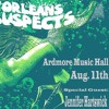 "New Orleans Suspects 2018-08-11 Ardmore Music Hall ""Dixie Highway"""