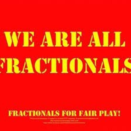 Fractionals for Fair Play SOAS podcast