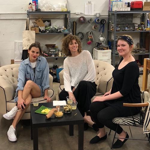 Lauren Shapiro, Alex Nuñez, Deming King Harriman: Miami's Bright Young Artists / #11