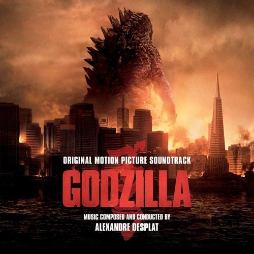 """Godzilla!"" Mockup(Music by Alexandre Desplat)"