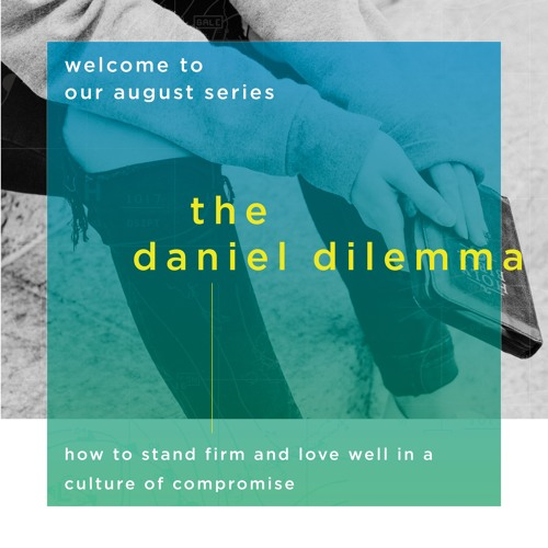 12 August 2018 - Ps Ants Cuthers - The Daniel Dilemma Part 2
