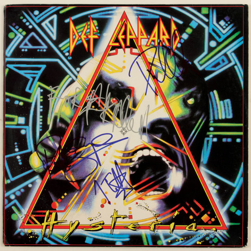 Ep 136: Def Leppard - Hysteria - Breaking the Record