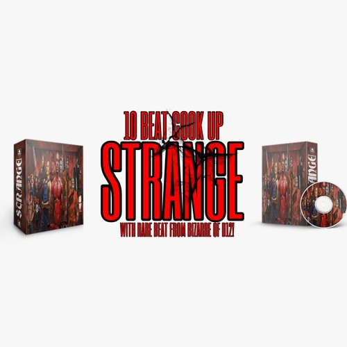 EXTRAORDINARY $AM STRANGE 10 BEAT COOK-UP PREVIEW W/ BIZARRE FROM D12