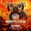 Defqon.1 Australia - Gold Stage Warm Up Mix (Aus Orange Army Hard Dance Legends) Bennett & Cayza