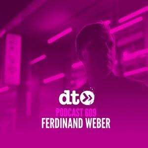 Ferdinand Weber - Data Transmission Podcast 609 2018-08-14 Artwork