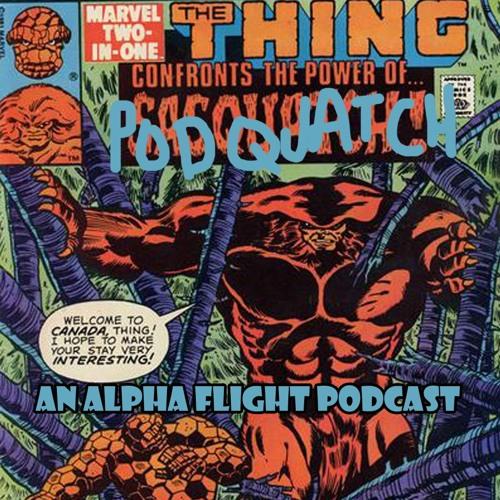 27 Alpha Pod Flight Marvel 2in1 83 Vince Hunt