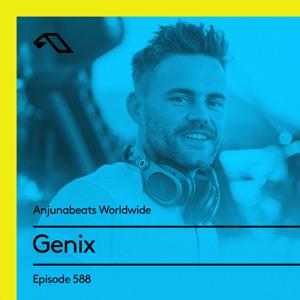 Genix - Anjunabeats Worldwide 588 2018-08-12 Artwork