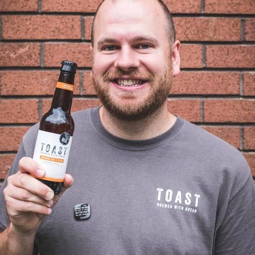 Rob Wilson talks us through Toast ale and tackling food waste.