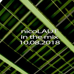 nicoLAUT in the mix - 10.08.2018 vinyl's 2006-2016 (vinyl only =P)