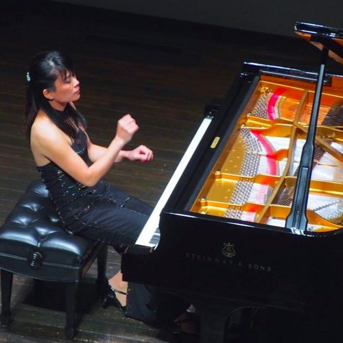 "Scarlatti Sonata K.125 G-major ""Vivo"" played by Eri Mantani (live at the Munetsugu Hall, 2016)"