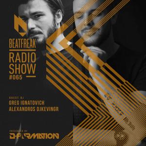Alexandros Djkevingr Greg Ignatovich - Beatfreak Radio Show 065 2018-08-13 Artwork
