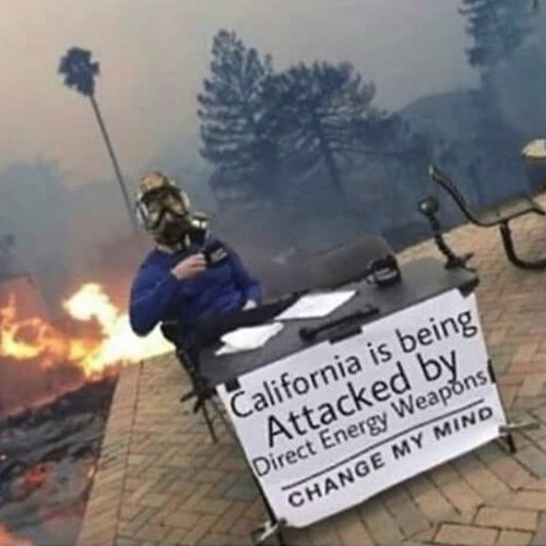 California Wildfires, CIA Mind Control, Direct Energy Weapon Systems