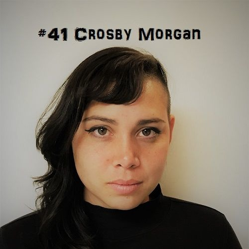 #41 Crosby Morgan